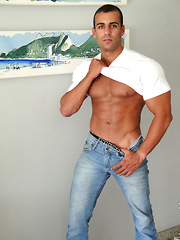 Gay jeans porn